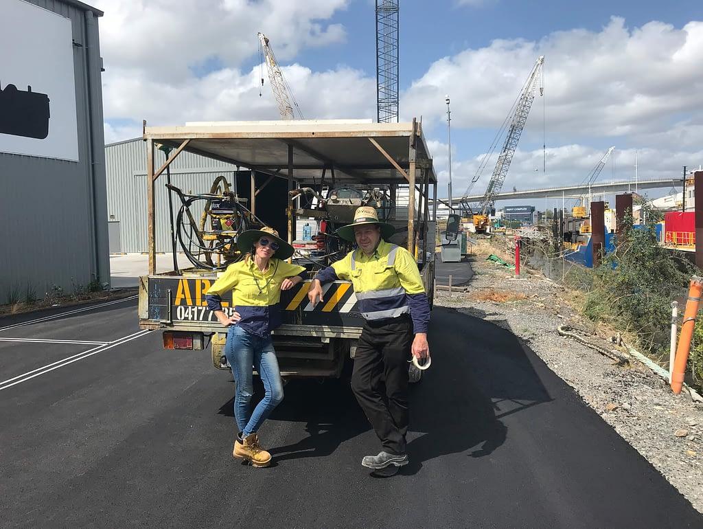 Road Line Marking Contractors