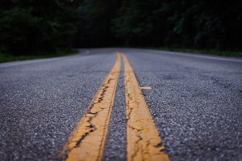 Highway Road Markings