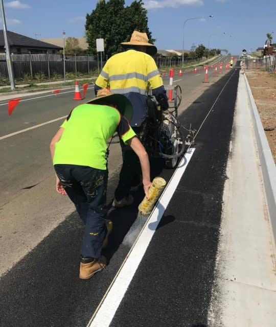 Road Surface Marking