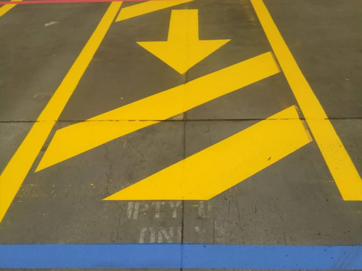 Line Painting Service
