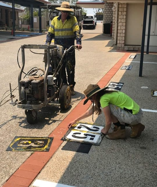Line Marking Brisbane