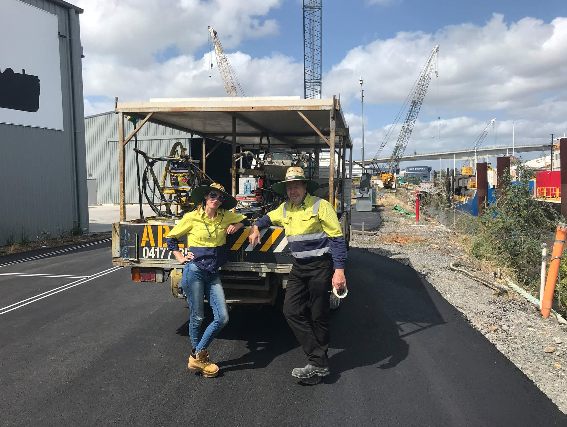 Able Line Marking Team